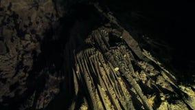 对洞D `阿尔塔的游览在马略卡海岛上  影视素材