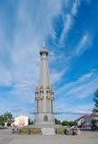 对爱国战争的英雄的纪念碑1812 库存图片