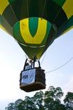 对的气球天空 图库摄影
