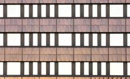 对称墙壁 免版税库存图片
