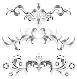 对称的装饰品 免版税图库摄影
