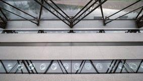 对称结构 免版税库存照片