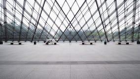 对称结构 免版税库存图片