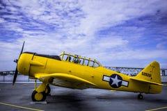 对等待的飞行 免版税库存图片
