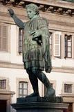 对罗马皇帝康斯坦丁的纪念碑我 库存照片