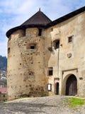对老城堡(Starý Zámok)的大门 免版税库存图片