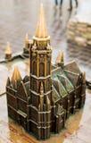 对老教会的纪念碑 库存图片