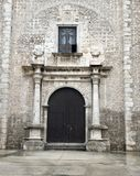对耶稣教会的入口  库存图片