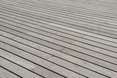 对角与的线木板条地板  免版税图库摄影