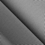 对角倾斜锋利之字形排行在传染媒介的样式 库存例证
