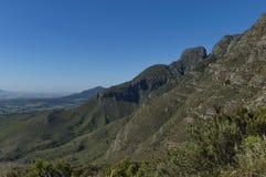 对谷的看法从Boland山 免版税图库摄影
