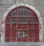 对钟楼,北京中国的大入口 库存图片