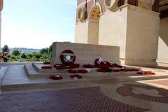 对索姆省的失踪的蒂耶普瓦勒纪念品 免版税库存照片