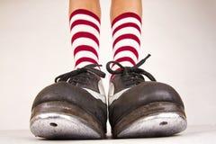 对轻拍鞋子 免版税图库摄影