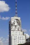 对Evita Peron的尊敬 免版税图库摄影