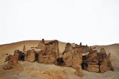 对Leh ladakh的岩层Manali 免版税库存图片