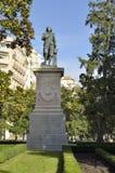 对Murillo的纪念碑 免版税库存图片