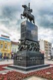 对Nis的救星的纪念碑 库存图片