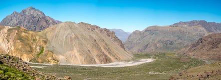 对Vulkan圣何塞的Hikin 免版税库存照片