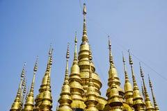 寺庙一 免版税库存照片