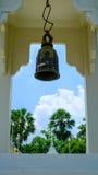 寺庙响铃 库存图片