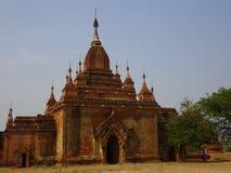寺庙在得到的OldBagam放失去 免版税图库摄影