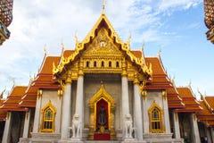 寺庙在曼谷,泰国 免版税库存照片