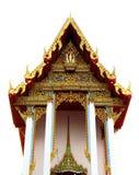 寺庙在曼谷,泰国 图库摄影