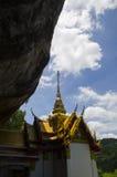 寺庙在泰国, Saraburi泰国省 图库摄影