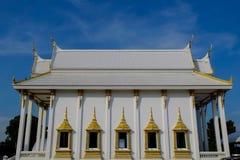寺庙在泰国 库存图片