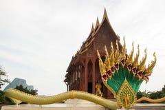 寺庙在泰国 免版税图库摄影