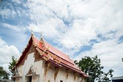 寺庙在泰国 库存照片