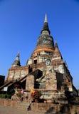 寺庙在清迈,泰国 免版税库存照片