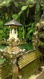 寺庙在巴厘岛 库存图片