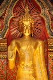 寺庙在Chiang Mai 泰国 库存照片