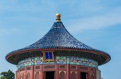 寺庙地球的片段 免版税库存图片