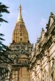 寺庙复杂 库存图片