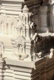 寺庙模型 免版税图库摄影