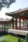 寺庙水 免版税库存图片