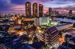 寺庙泰国精妙的艺术 免版税图库摄影