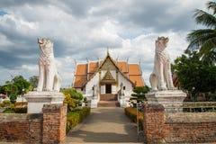 寺庙泰国 免版税库存照片