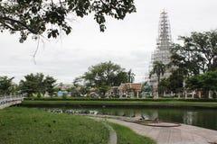 寺庙泰国 图库摄影