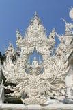 寺庙白色 库存照片