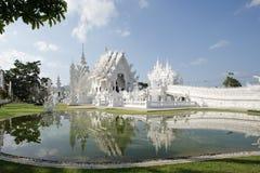 寺庙白色 免版税图库摄影