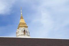 寺庙的塔 免版税图库摄影
