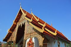 寺庙的霍尔 免版税库存图片