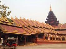 寺庙缅甸 库存照片