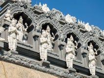 寺庙艺术Sri Venkateswara博物馆在Tirupati,印度 免版税库存照片