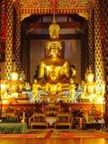 寺庙菩萨泰国清迈 库存照片