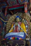 寺庙藏语 库存照片